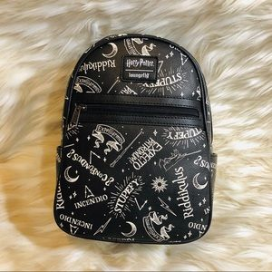NWT Harry Potter Loungefly mini backpack